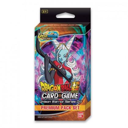 Premium Pack Set 04 Supreme Rivalry - Dragon Ball FR