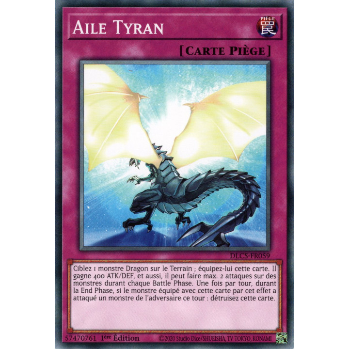 DLCS-FR059 Aile Tyran