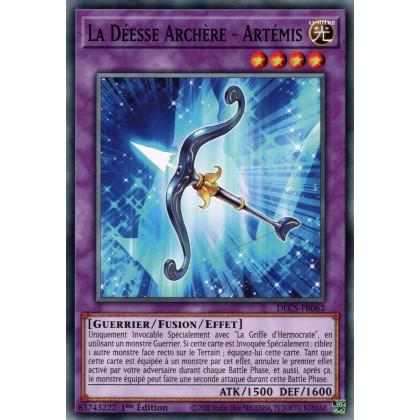 DLCS-FR062 La Déesse Archère - Artémis