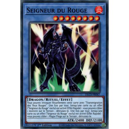 DLCS-FR067 Seigneur du Rouge
