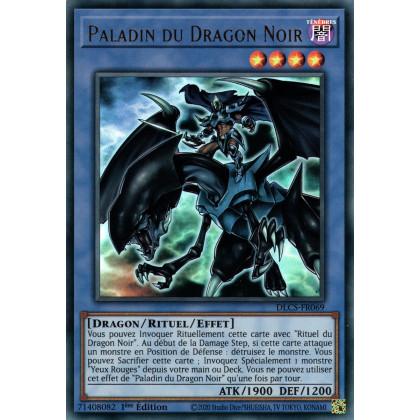 DLCS-FR069 Paladin du Dragon Noir (Doré)