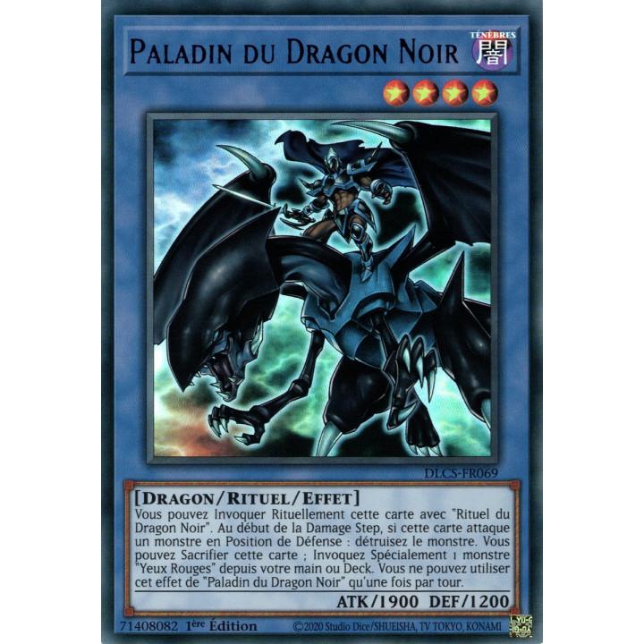 DLCS-FR069 Paladin du Dragon Noir (Violet)