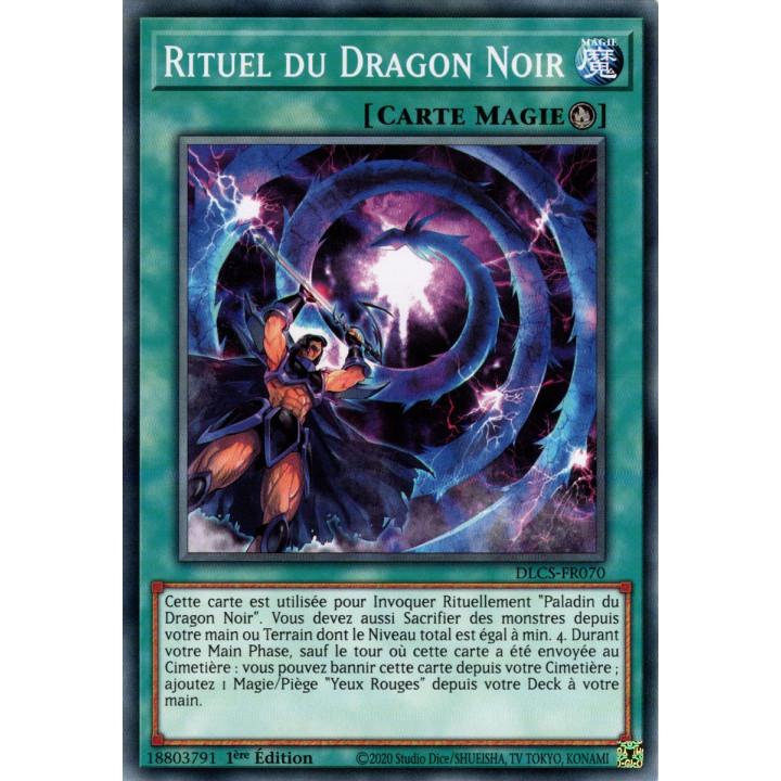 DLCS-FR070 Rituel du Dragon Noir