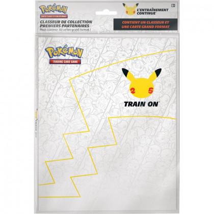 Portfolio 30 cartes géantes Pokémon