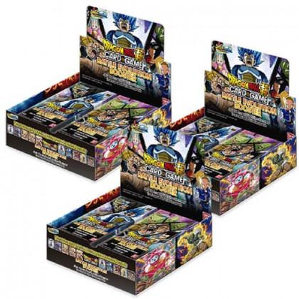 Lot de 3 Displays / Boites de 24 Boosters Battle Evolution - Dragon Ball FR