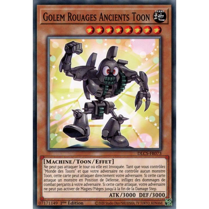 DLCS-FR073 Golem Rouages Ancients Toon