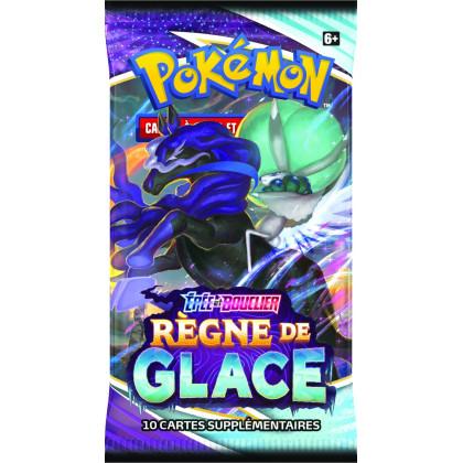 Booster EB06 Épée et Bouclier : Règne de Glace - Pokémon