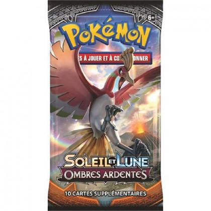 Booster SL03 Ombres Ardentes Soleil & Lune Pokémon