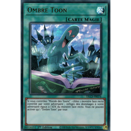 DLCS-FR076 Ombre Toon (Doré)