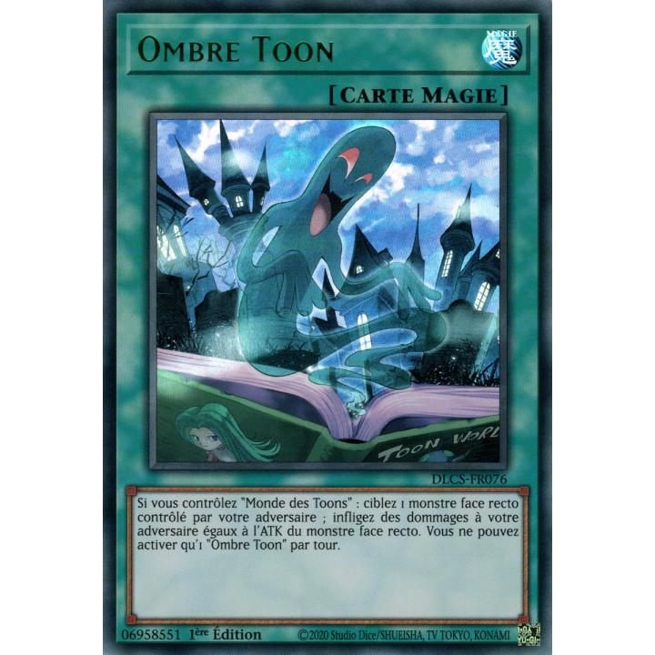 DLCS-FR076 Ombre Toon (Vert)