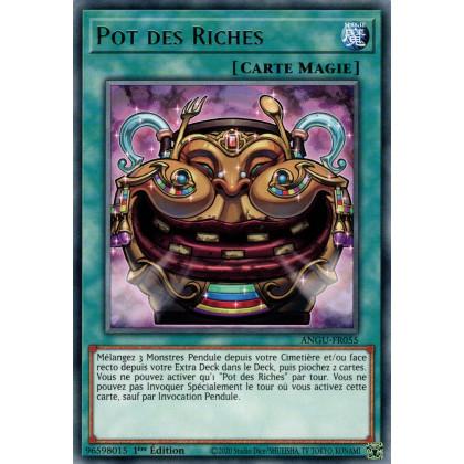 Pot des Riches : ANGU-FR055 R