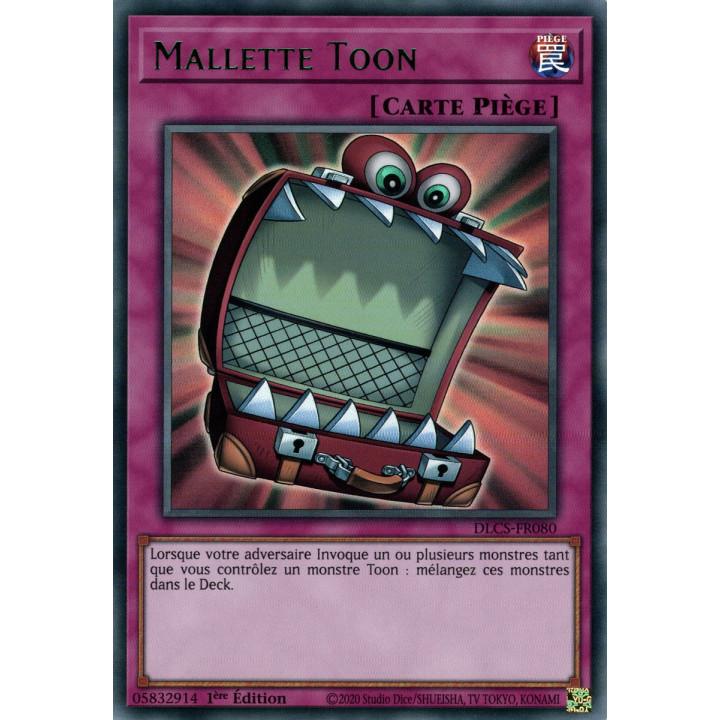 DLCS-FR080 Mallette Toon (Vert)