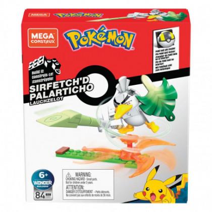 Mega Construx Palarticho - Pokémon / Mattel