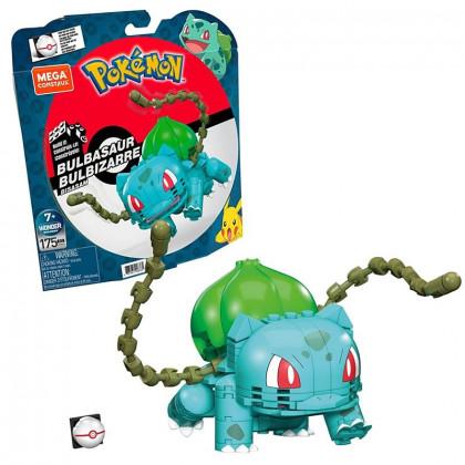 Mega Construx Bulbizarre Medium - Pokémon / Mattel