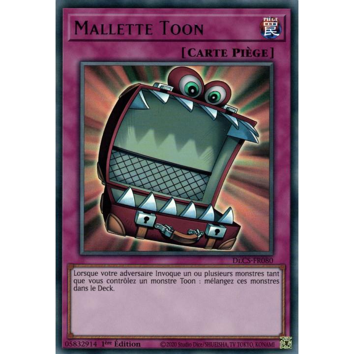 DLCS-FR080 Mallette Toon (Violet)