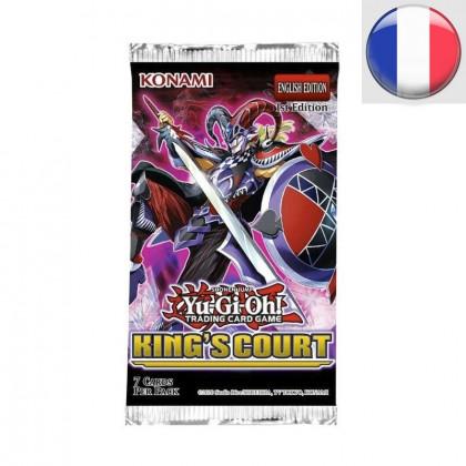 Booster La Cour du Roi - Yu-Gi-Oh! FR