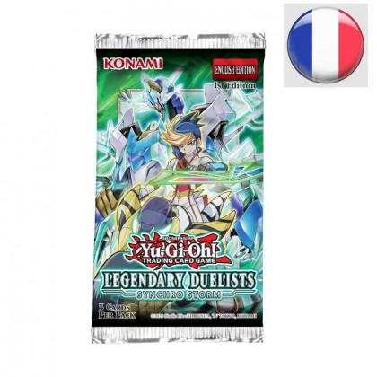 Booster Duellistes Légendaires : La Tempête Synchro - Yu-Gi-Oh! FR