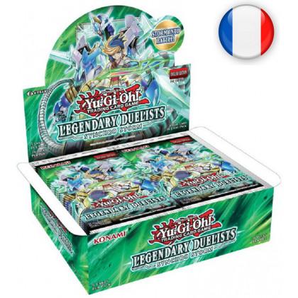 Display / Boite de 36 Boosters Duellistes Légendaires : Tempête Synchro - Yu-Gi-Oh! FR