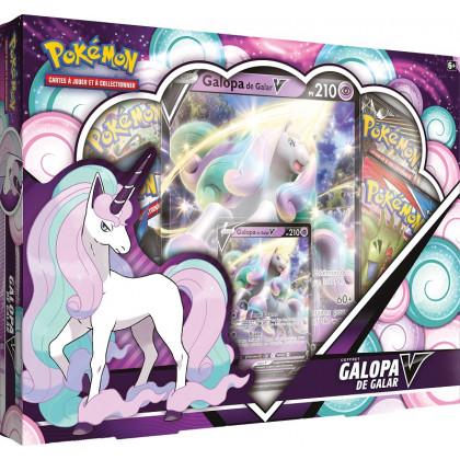 Coffret Galopa de Galar-V Mai 2021 - Pokémon FR
