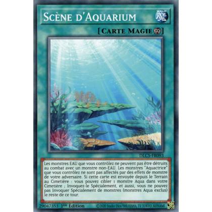DLCS-FR093 Scène d'Aquarium