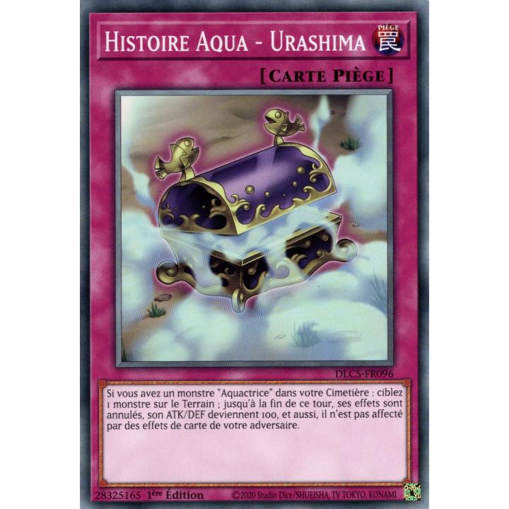 DLCS-FR096 Histoire Aqua - Urashima