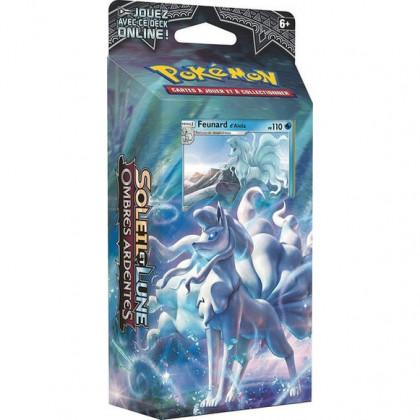 Deck Feunard SL3 Ombres Ardentes Givre Lumineux - Pokémon FR