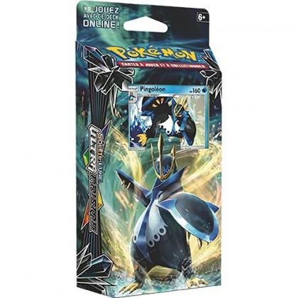 Deck Pingoléon SL5 Ultra Prisme Commande Impériale - Pokémon FR