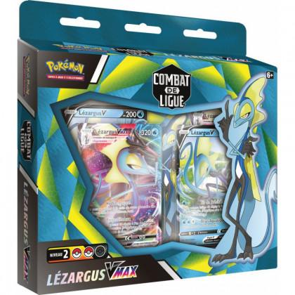 Deck Combat de Ligue Lézargus-VMAX - Pokémon FR