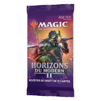 Booster de draft Horizons du Modern 2 - Magic FR