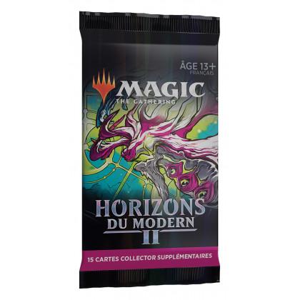 Booster collector Horizons du Modern 2 - Magic FR