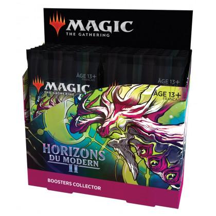 Boite de 12 boosters collectors Horizons du Modern 2 - Magic FR