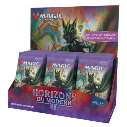 Display / Boite de 30 boosters d'extension Horizons du Modern 2 - Magic FR