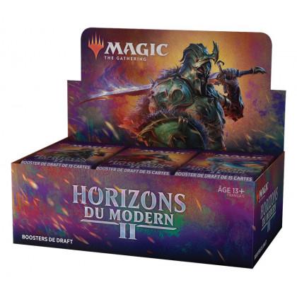 Display / Boite de 36 boosters de draft Horizons du Modern 2 - Magic FR