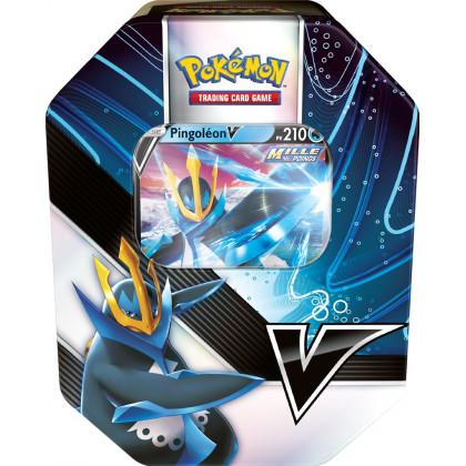 Pokébox Pingoléon-V Mai 2021 - Pokémon FR