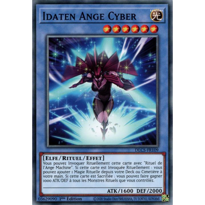 DLCS-FR109 Idaten Ange Cyber