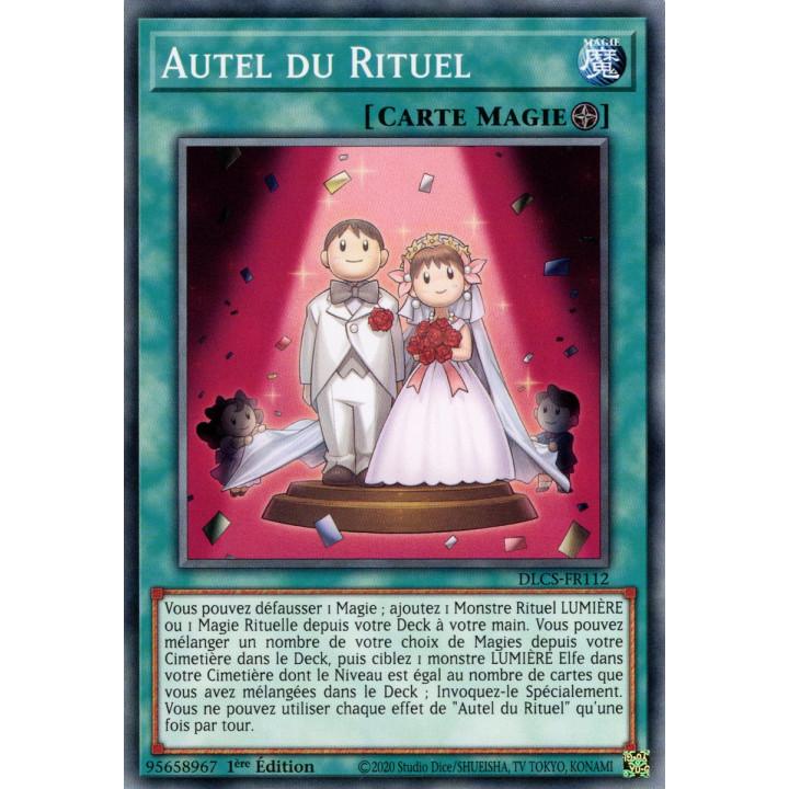 DLCS-FR112 Autel du Rituel