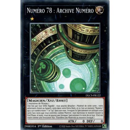 DLCS-FR122 Numéro 78 : Archive Numéro