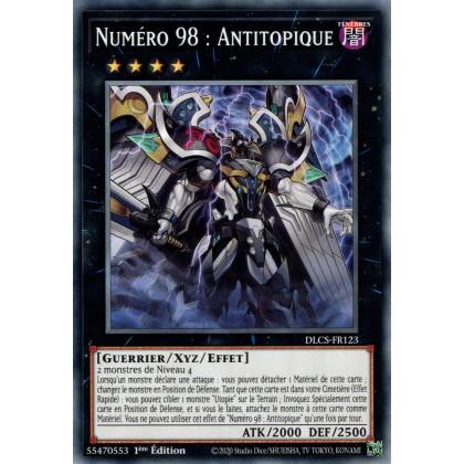 DLCS-FR123 Numéro 98 : Antitopique