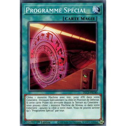 DLCS-FR140 Programme Spécial
