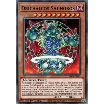 DLCS-FR141 Orichalcos Shunoros