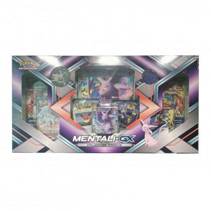 Coffret Mentali GX Collection Premium Pokémon FR