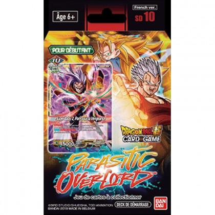 Dragon Ball Super Card Game - Deck Parasitic Overloard SD10