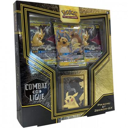 Pokémon - Deck Combat de Ligue : Pikachu et Zekrom GX