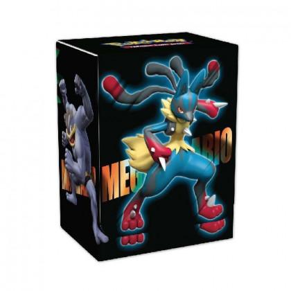 Pokémon - Deck Box Mega Lucario Ultra Pro