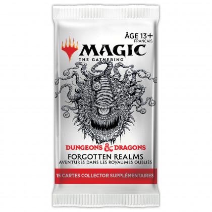 Magic The Gathering - Booster collector D&D : Aventures dans les Royaumes Oubliés