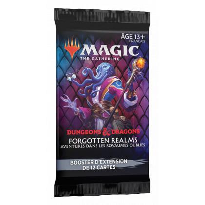 Magic The Gathering - Booster d'extension D&D : Aventures dans les Royaumes Oubliés