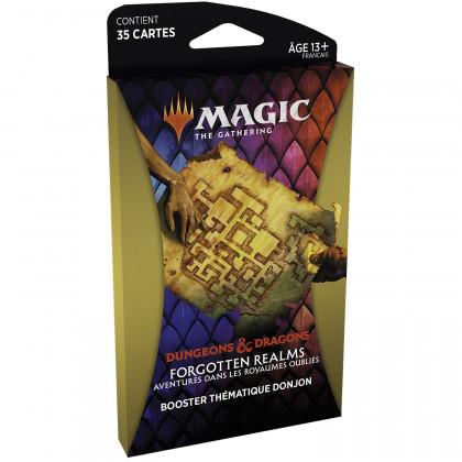 Magic The Gathering - Booster thématique Donjon D&D : Aventures dans les Royaumes Oubliés