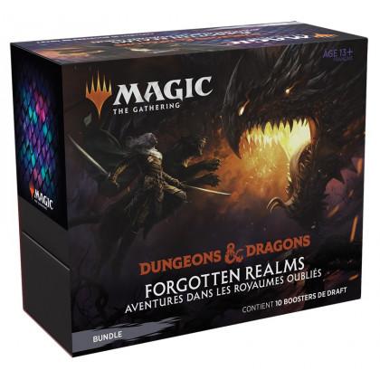 Magic The Gathering - Bundle D&D : Aventures dans les Royaumes Oubliés