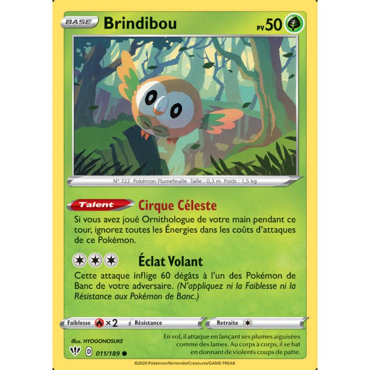 SWSH03_011/189 Brindibou *Reverse*