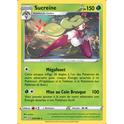 SWSH03_016/189 Sucreine
